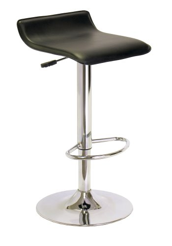 Amazon.com Winsome Spectrum ABS Airlift Swivel Stool Faux Leather Kitchen u0026 Dining  sc 1 st  Amazon.com & Amazon.com: Winsome Spectrum ABS Airlift Swivel Stool Faux ... islam-shia.org