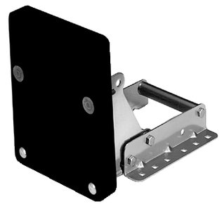 Garelick/Eez-In 71078:01 Stationary Outboard Motor Bracket - Horizontal Platform Mount ()