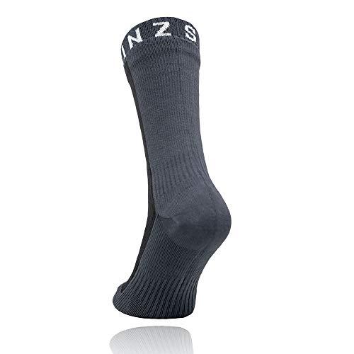 Socks Mid Zwart Waterdichte Sealskinz Hiking Herren UqPWzqaB6