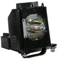 MITSUBISHI WD-73C8 WD-73C9 WD-82737 Lamp with OEM Osram PVIP bulb inside