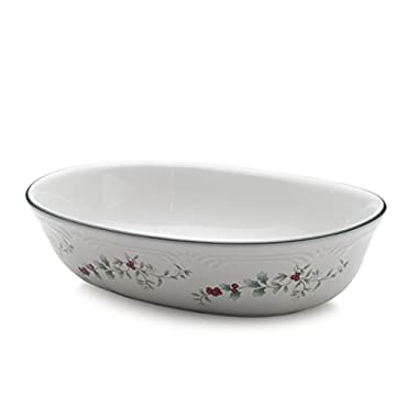 Pfaltzgraff Winterberry Oval Vegetable Bowl