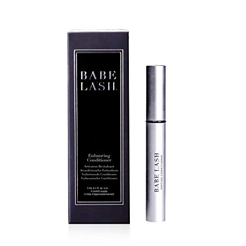 Essential Lash Eyelash Conditioner - Babe Lash (3 mL) Enhancing Conditioner | Eyelash Enhancing Formula | Companion to Eyelash Serum