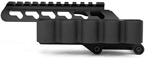 Trinity Force YG870B ExoMount 870 (Remington) w/Shell Carrier