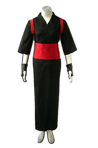 [Love Anime Ninja Shinobi Cosplay Costume-Temari 3rd Ver] (Third Leg Costume)