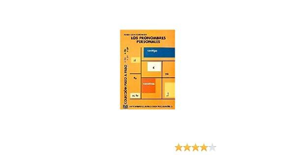 Los pronombres personales. (Lernmaterialien): Maria Luisa Coronado: 9783190041589: Amazon.com: Books