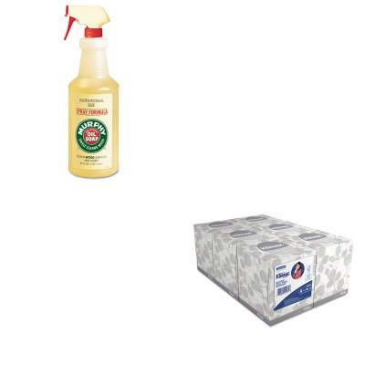 kitcpm01185eakim21271-value-kit-murphy-oil-soap-soap-for-commercial-market-cpm01185ea-and-kimberly-c