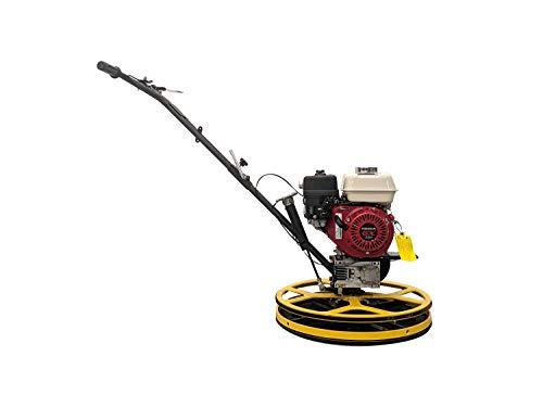 - Honda Hoc PME-60 24 Inch Pro Power Trowel Edger GX160 + Float Blades + Float Pan + 3 Year Warranty