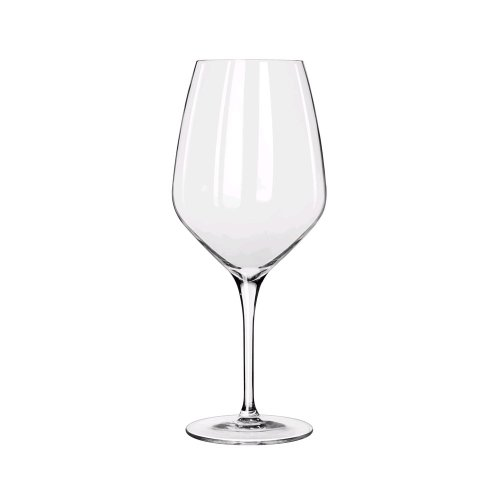 Luigi Bormioli 08743/07 Cabernet-Merlot Glass, 23-3/4 oz. (Pack of 12) by Luigi Bormioli