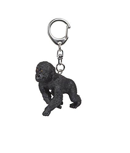 Papo Baby Gorilla Key Ring, Multicolor ()