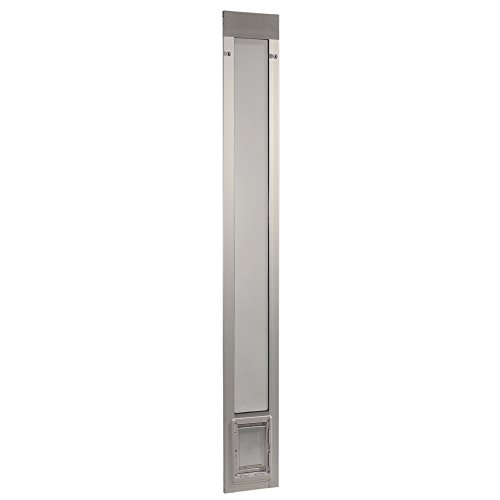 "Fast Fit Pet Patio Door 80"" Small (Mill)"
