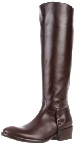 Ariat Mujeres Preston Riding Bota Chocolate