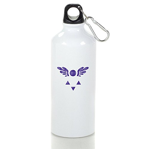 undertale Símbolo Delta Runa fresco aluminio Deportes botella de agua–400/500/600ml