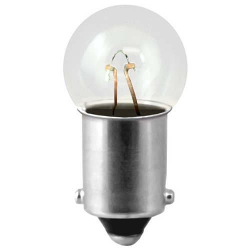 OCSParts 1445 Light Bulb, 14.4 Volts, 0.135 Amps (Pack of - G3 1/2 Bayonet Miniature Base