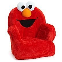 Elmo Giggle & Shake Chair by Marshmallow Giggle Elmo