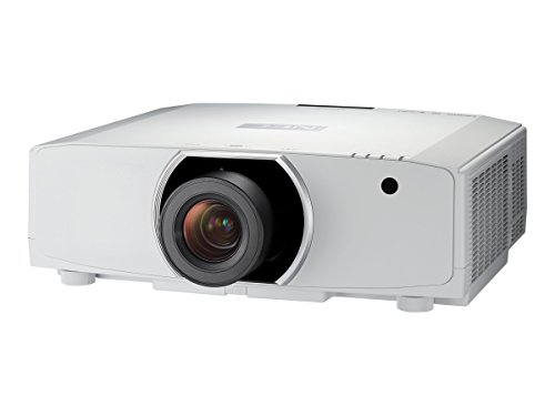 NEC Corporation NP-PA853W-41ZL LCD Projector White