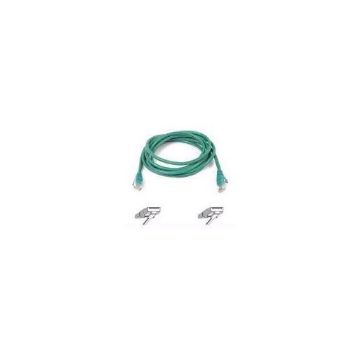 Belkin CAT5E Green Snagless 100ft product image