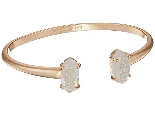 Kendra Scott Edie Cuff Bracelet (Rose Gold and Iridescent Drusy) from Kendra Scott