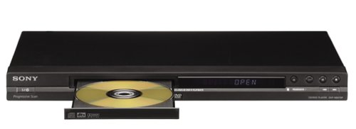 sony dvd player. amazon.com: sony dvp-ns575p/s progressive scan dvd player, silver: electronics dvd player g
