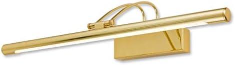 - Badkamerlamp Amerikaanse gouden LED 41/55 /  63 cm spiegel voorlicht badkamer hotel make-up spiegel licht badlamp (kleur: neutraal licht)