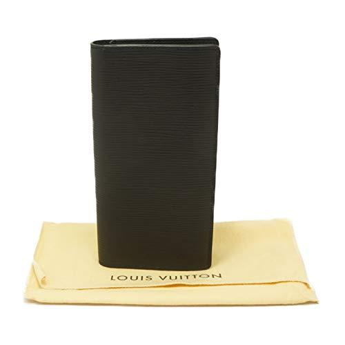 LOUIS VUITTON(ルイヴィトン) エピ エピ ポルトフォイユブラザ M60622 ブラック [中古] B07RMX8WVC