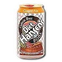 Hansen'S Diet Ginger Ale Can ( 4x6/12 OZ)