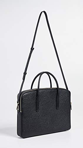 Kate Spade New York Margaux Double Zip Laptop Bag, Black, One Size by Kate Spade New York (Image #3)