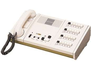 Aiphone - NDR20A - Lamp Memory Security Intercom 20 Call Master Station with selective output, and