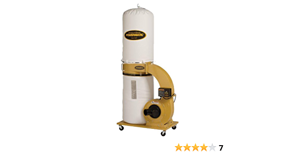 Powermatic PM1300TX-CK Dust Collector 1791079K 2-Micron Canister Kit 1PH 115//230V 1.75 HP