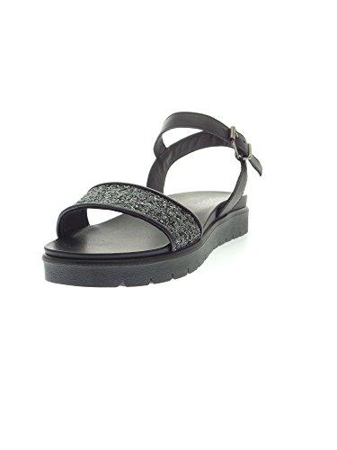 de amp;Co vestir Sandalias negro para mujer IGI OE40qnw6x0