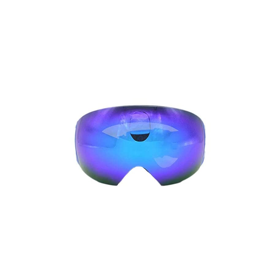 He yanjing Skating Goggles ,Snowboarding Goggle ,Anti Fog Jet Snow Skiing Skis Goggles ,Over Glasses Ski/Snowboard Goggles for Men, Women & Youth