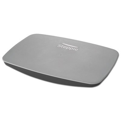Steppie Balance Board, 22 1/2w x 14 1/2d x 2 1/8h, Two-Tone Gray