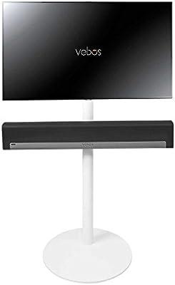 Vebos Soporte de Pie para televisión Sonos Playbar blanco: Amazon.es: Electrónica