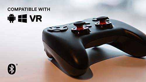 SteelSerieGaming Controller - Dual-Wireless Connectivity - High-Performance Materials - Supports Fortnite Mobile