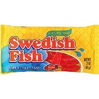 Sueco pescado Soft & Chewy Candy (Pack de 24) tienen un problema Contacto 24Hour Service gracias de 2oz
