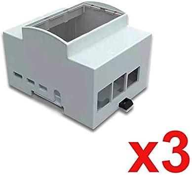 Digitalkey - Carcasa para Raspberry PI 4 en Carril DIN: Amazon.es ...
