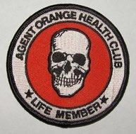 - Agent Orange Health Club Vietnam Veteran Patch - Veteran Owned Business
