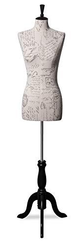Boutique Dress Form''Postcard'' Style