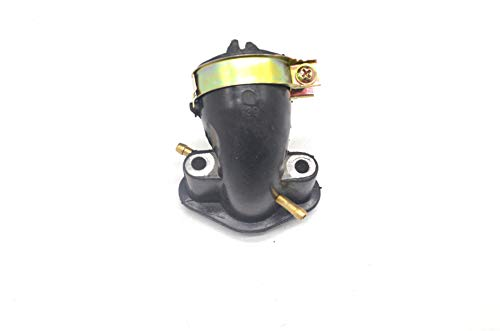 Chanoc Intake Manifold Pipe for GY6 49cc 50cc ATV Quad Scooter Moped 139QMA