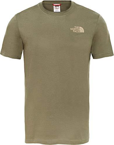T Taupe Homme The T North Green shirt Face Redbox new Vert Celebration vxBnpwqZT
