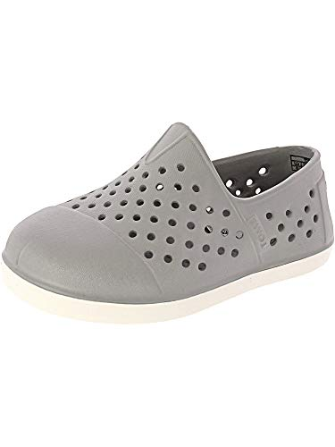 - TOMS Tiny Romper Slip-On Shoes, Size: 6 M US Toddler, Color: Drizzle Grey Eva