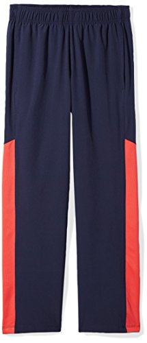 Amazon Essentials Big Boys' Light-Weight Active Pant, Navy, L