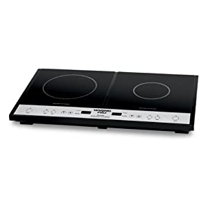 Waring Pro ICT400 Double Induction Cooktop, Terrific cook top!