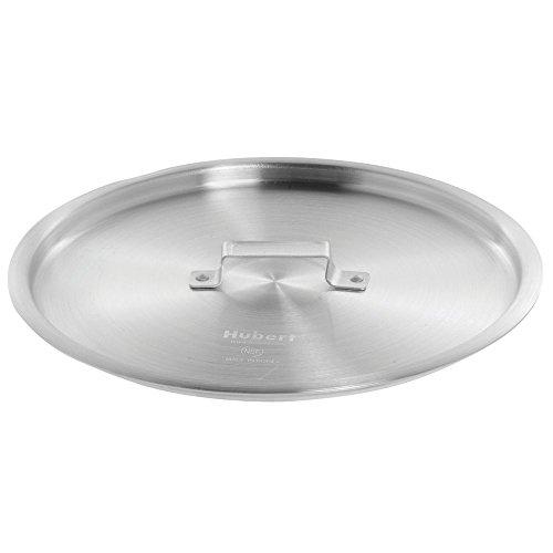 Aluminum Stock Pot Nsf Lid (HUBERT Aluminum Cover for 32 qt Stock Pot or 15 qt Brazier - 14 3/5