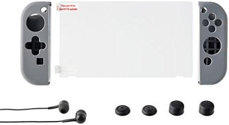 Indeca Gaming- Action Pro Pack - Pack de proteccion con accesorios para consola Nintendo Switch: Amazon.es: Videojuegos