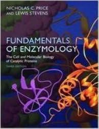 Of enzymology pdf fundamentals
