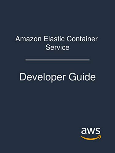 This is official Amazon Web Services (AWS) documentation for Amazon Elastic Container Service (Amazon ECS). Amazon ECS is a highly scalable, fast, container management service that makes it easy to run, stop, and manage Docker containers on a cluster...