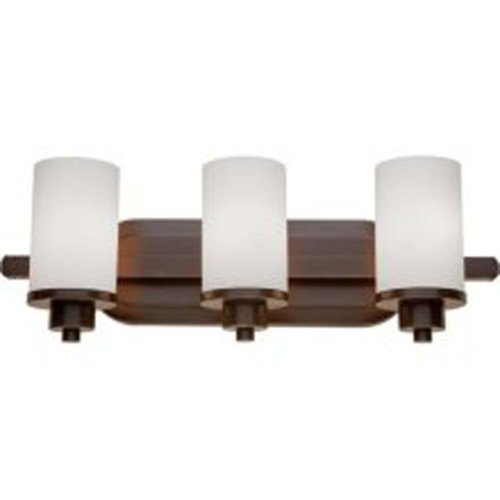(Artcraft Lighting Parkdale 3-Light Wall Sconce, Oil Rubbed Bronze )