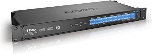 MOTU 112D 112x112 Thunderbolt / USB 2.0 Audio Interface with AVB -