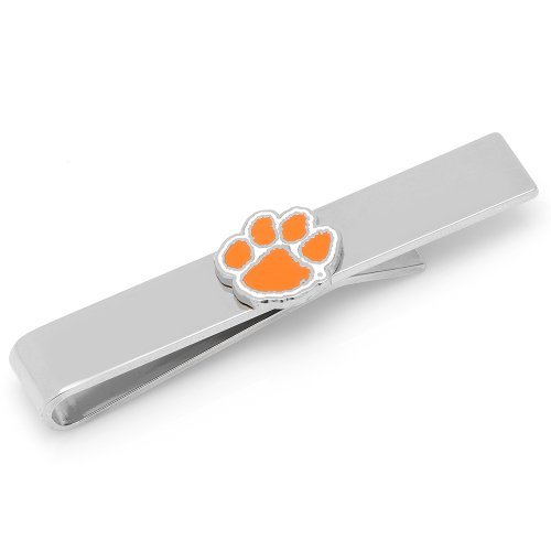 NCAA Clemson University Tigers Tie Bar, Officially Licensed