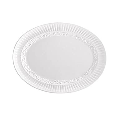 Mikasa Italian Countryside Oval Serving Platter, 12-Inch